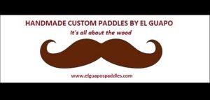 Handmade Custom Paddles by El Guapo